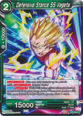 Defensive Stance SS Vegeta - BT5-059 - C