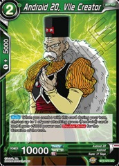 Android 20, Vile Creator - BT5-070 - UC - Foil