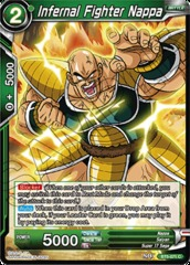 Infernal Fighter Nappa - BT5-071 - C - Foil