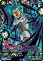 SSB Vegeta, Testing His Limits - BT5-083 - SR