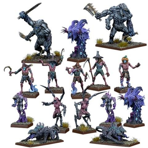 Nightstalkers Faction Starter