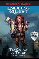 To Catch a Thief: An Endless Quest Book HC
