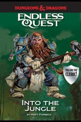 Into the Jungle: An Endless Quest Book HC