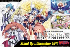 V Extra Booster 03: ULTRARARE MIRACLE COLLECTION Booster Box
