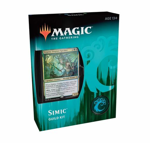 Ravnica Allegiance Guild Kit: Simic