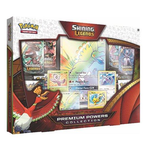 Shining Legends Premium Powers Collection Box