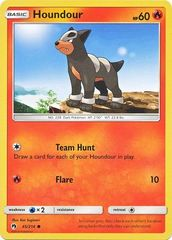 Houndour - 45/214 - Common on Channel Fireball