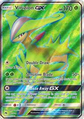 Virizion GX - 197/214 - Ultra Rare - Full Art