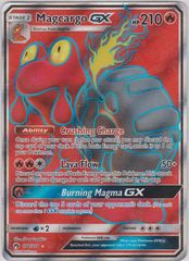 Magcargo GX - 198/214 - Ultra Rare - Full Art