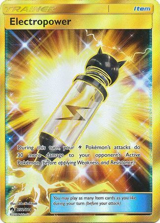 Electropower - 232/214 - Secret Rare