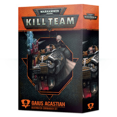 Kill Team Comm: Gaius Acastian (Eng)