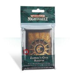 Nightvault: Zarbags Gitz Sleeves