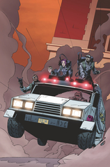 Ghostbusters IDW 2020