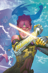 Electric Warriors #3 (Of 6) (STL105884)