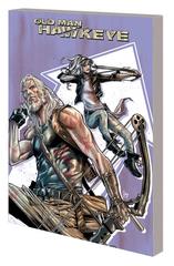 Old Man Hawkeye Tp Vol 02 Whole World Blind (STL106409)