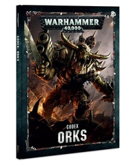 5001 Codex: Orks (Hb) (English)