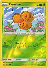 Combee - 31/214 - Common - Reverse Holo