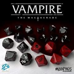 Vampire: The Masquerade Dice Set (20)