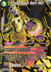 Frieza, Back from Hell - BT5-091 - SPR