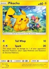 Pikachu - 14/30 - Common