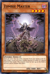 Zombie Master - SR07-EN010 - Common - 1st Edition on Channel Fireball