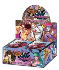 Street Fighter vs Darkstalkers Booster Box