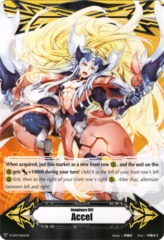 Imaginary Gift [Accel] Incandescent Lion, Blond Ezel - V-GM/0062EN - PR