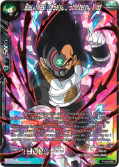 Black Masked Saiyan, Splintering Mind - P-075 - PR on Channel Fireball