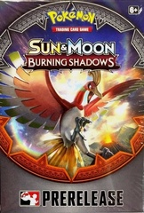 Burning Shadows Pre-Release Kit