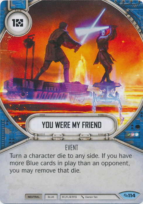 You Were My Friend
