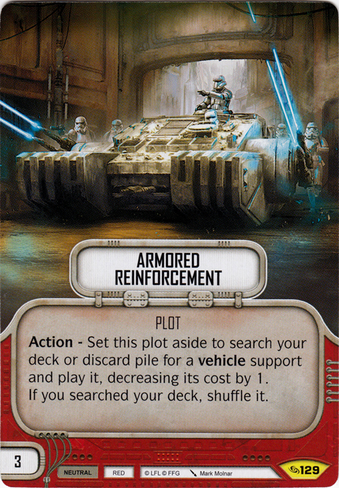 Armored Reinforcement