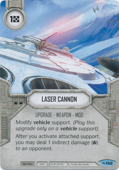 Laser Cannon
