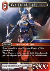 Warrior of Light - 7-131S