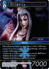 Ultimecia - 7-133S - Foil