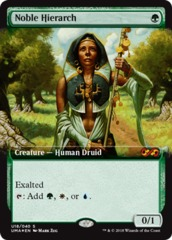 Noble Hierarch - Foil on Channel Fireball