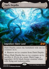 Dark Depths - Box Topper - Foil