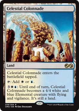 Celestial Colonnade - Foil