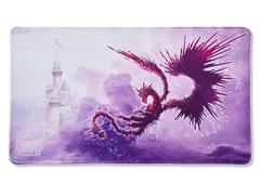 Dragon Shield: Playmat - Clear Purple 'Racan'