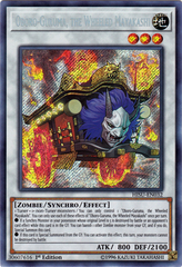 Oboro-Guruma, the Wheeled Mayakashi - HISU-EN032 - Secret Rare - 1st Edition