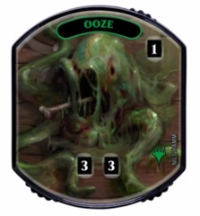 Ultra Pro - Relic Tokens: Lineage Collection - Ooze