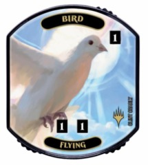 Ultra Pro - Relic Tokens: Lineage Collection - Bird (Flying) - Foil