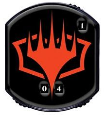 Ultra Pro - Relic Tokens: Lineage Collection - Planeswalker symbol - Foil