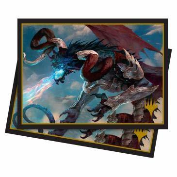 Ultra Pro Elder Dragons: Palladia Mors, The Ruiner Standard Deck Protector Card Sleeves 100 ct. (V.5)