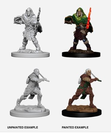 Nolzurs Marvelous Miniatures - Male Elf Fighter