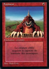 Burrowing - French