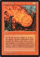 Fireball - French