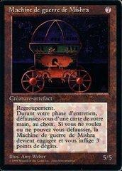 Mishra's War Machine - French