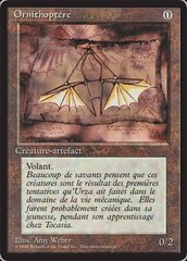 Ornithopter - French