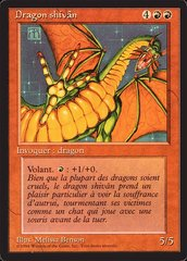 Shivan Dragon - French