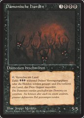 Demonic Hordes - German